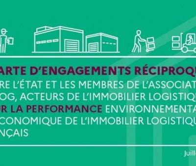 La filière logistique prend des engagements environnementaux