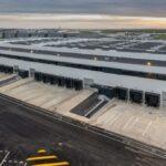 Inauguration par le Groupe ADP et GSE d'une nouvelle station cargo à l'aéroport Paris-CDG