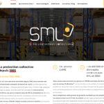 SML vous présente son nouveau site web.